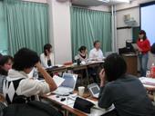 ヴァッサー大学招聘教員による集中講義