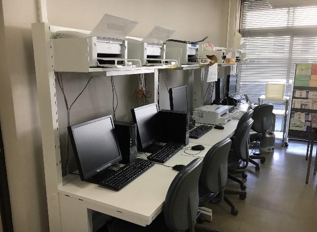 教育学科の教室